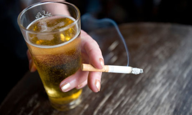 Limit Alcohol/Illegal substance/Nicotine Consumption