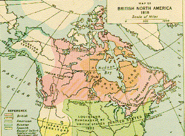 The Boundaries Convention of 1818
