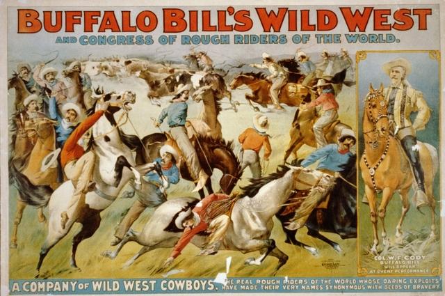 """""""Wild West"""" Shows"""