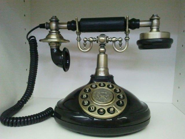 Teléfonos modernos