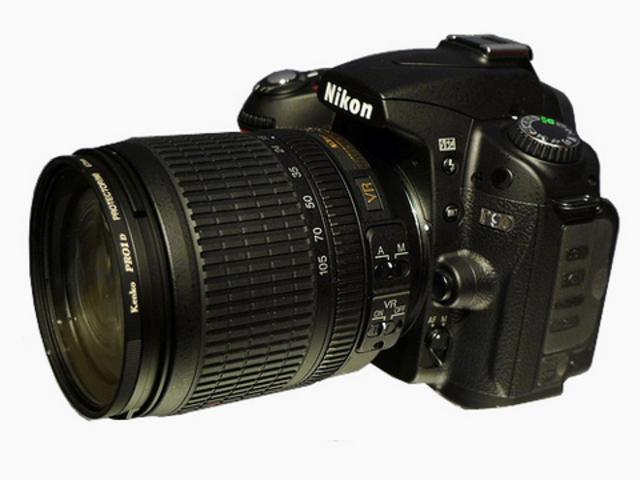 Renovación tecnológica: Cámara fotográfica