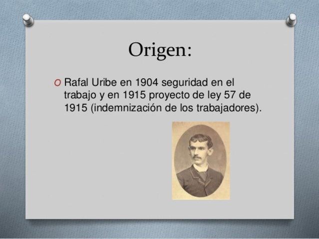 Colombia, ley uribe uribe
