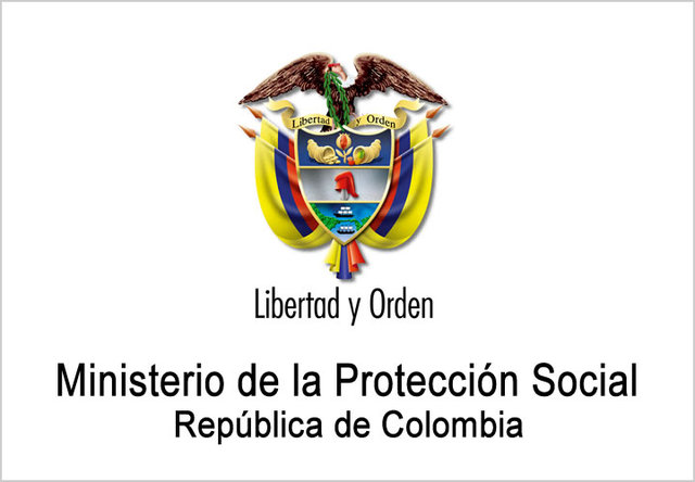 Colombia, ministerio de proteccion social