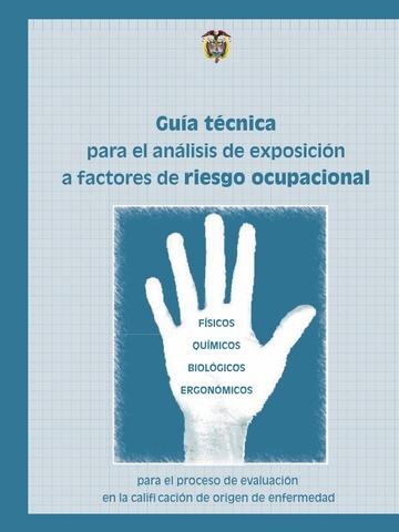 Colombia, actualizacion de las enfermedades laborales