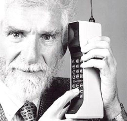 PRIMERA LLAMADA TELEFONICA