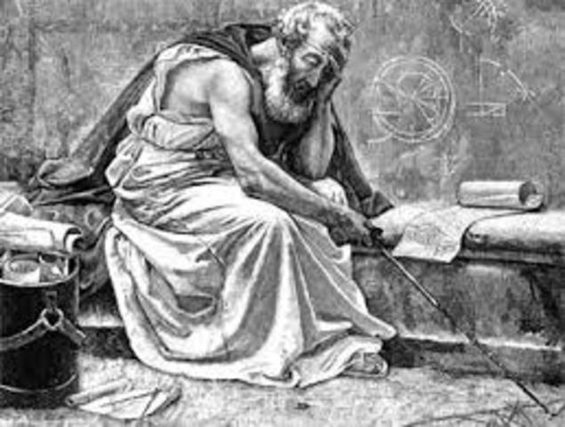 Arquímedes.