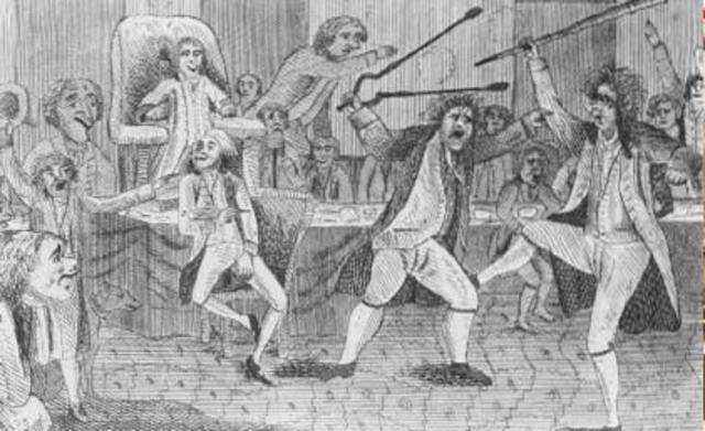 The Alien and Sedition Acts Expire