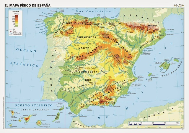 LA IRRUPCIÓN ESPAÑOLA