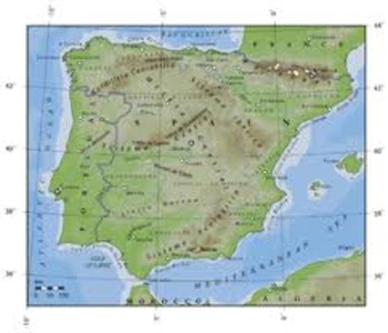 La Peninsula Ibérica a Finales del Siglo XV