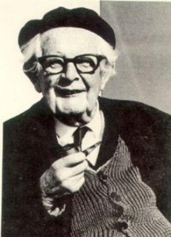 Jean Piaget. Epistemología genetica