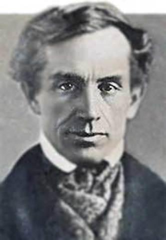 1837, Samuel Morse