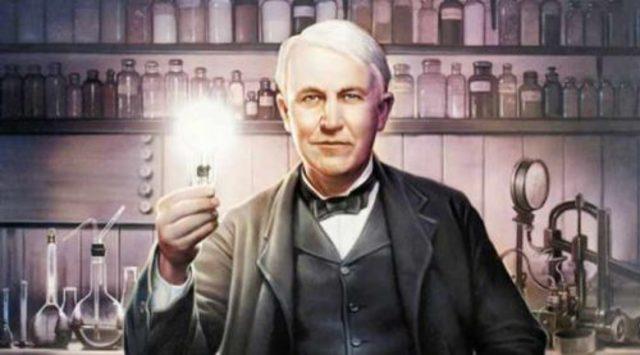 1880, Thomas Alva Edison