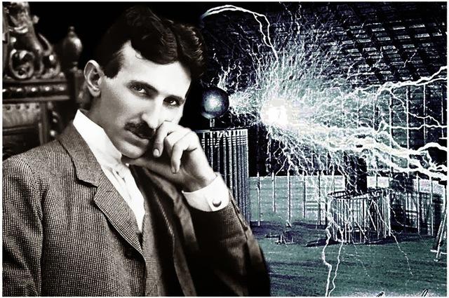 1882, Nikola Tesla