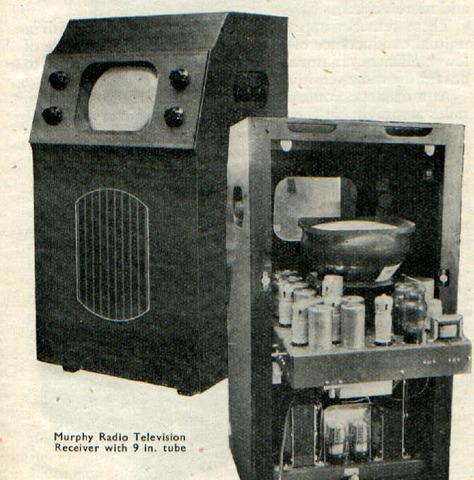 1925, Televisión