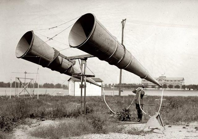 1932, El Radar