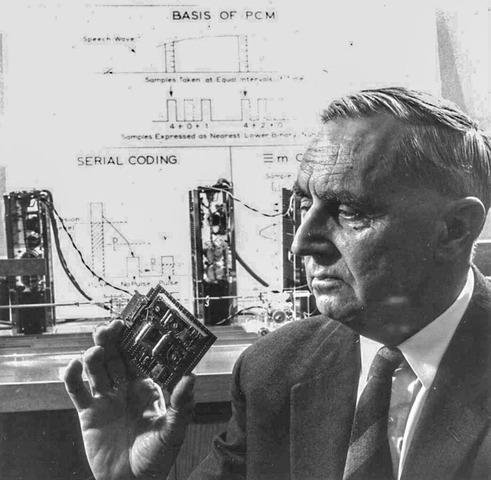 1937, Telefonia Digital