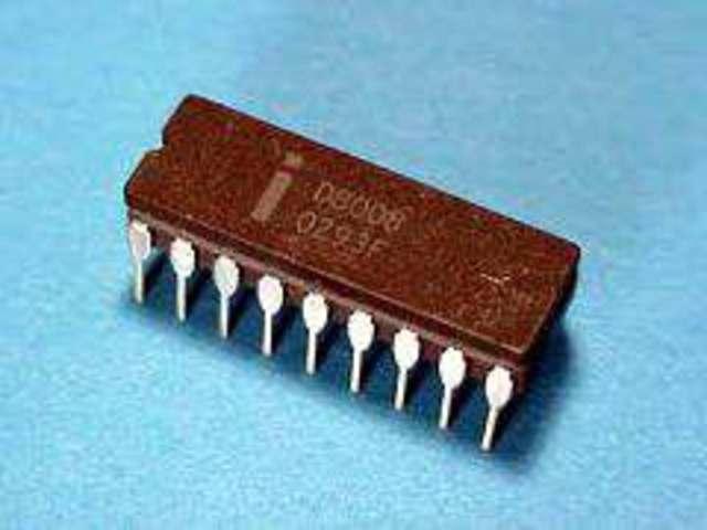 1959, Primeros Circuitos integrados