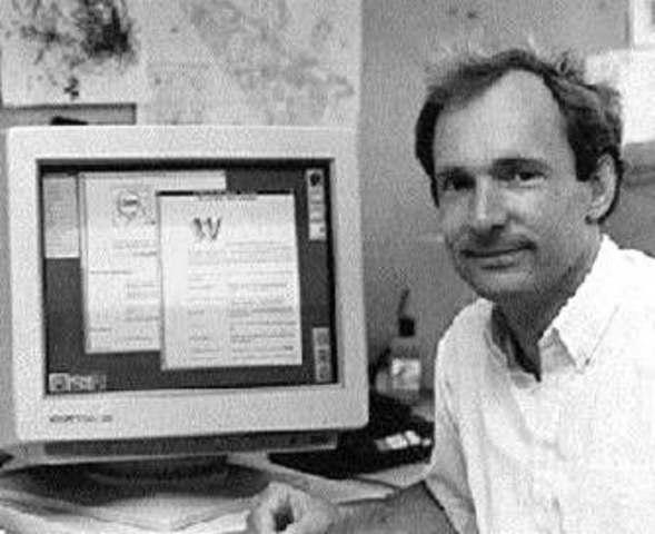1989, Nacimiento de la INTERNET