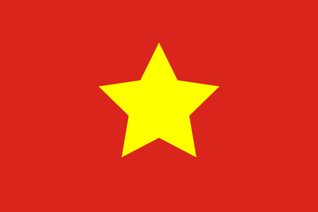 Vietnam's first large-scale attack