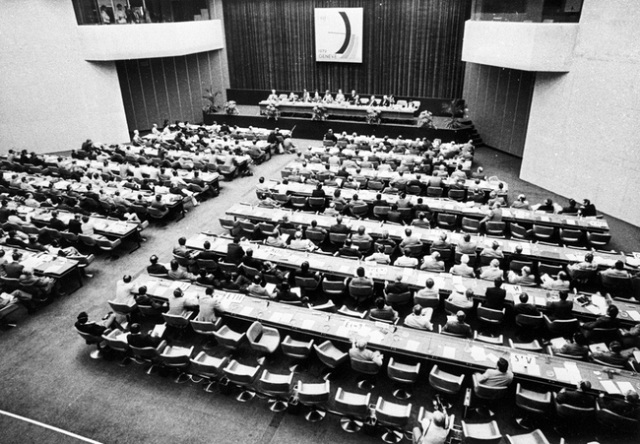 Settlement of the Geneva Conference