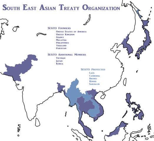 SEATO treaty