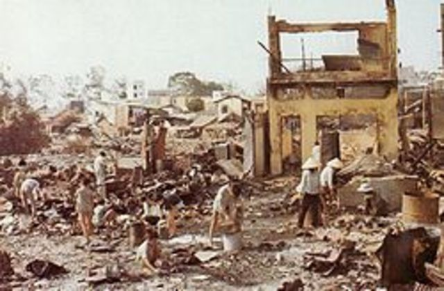 Tet Offensive continued