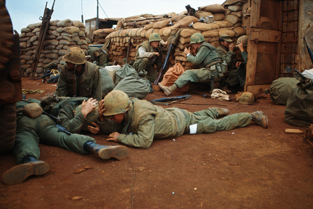 Impact of Tet offensive
