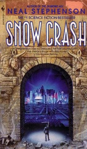 """Snowcrash"" novel is released"