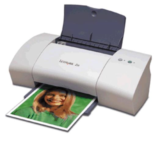 !Mi primera impresora!