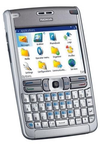 ¡Mi segundo teléfono móvil!