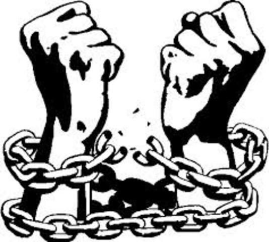 Abolición de la Esclavitud