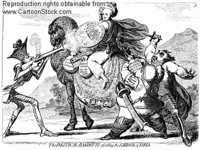 Establishment of the British East India Company