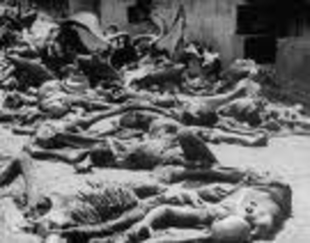 WWII- Riots between Hindus and Muslims