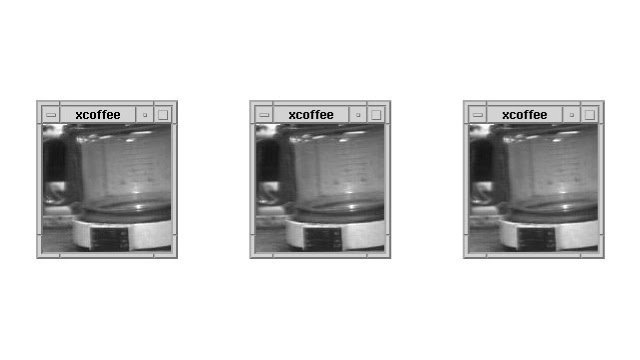 First Webcam