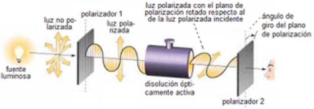 Actividad óptica