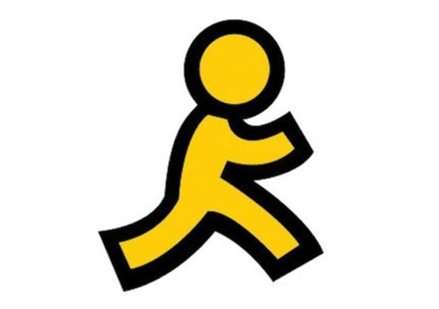 AOL instant messenger launches