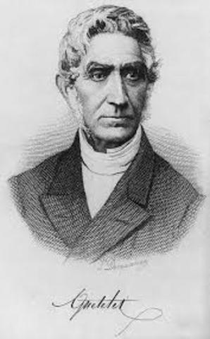 Lambert Adolph Jacques (Padre de la estadística)