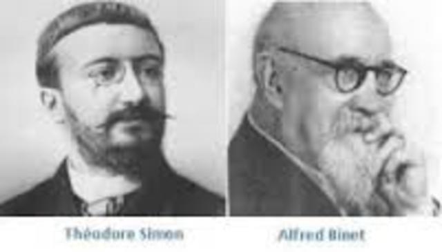 Binet y Simon