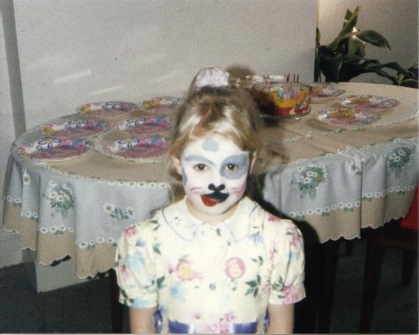 My 6th birthday