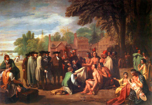 Treaty with the Delawares