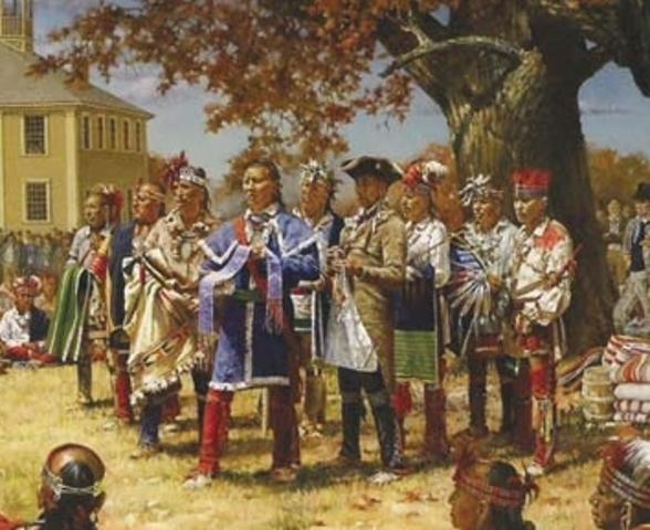 Treaty of Canandaigua/Pickering Treaty