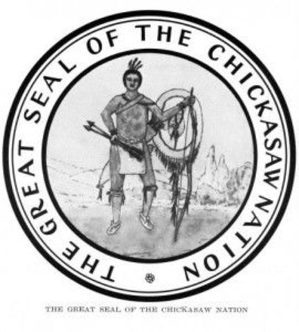 Treaty with the Chickasaw