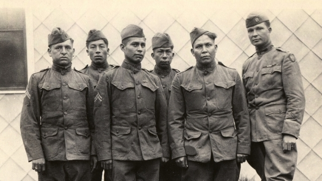 Citizenship granted to WWI soldiers