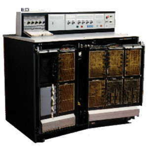 tercera generación del computador