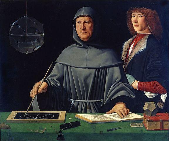 Fray Lucas Bartolomeo de Pacioli