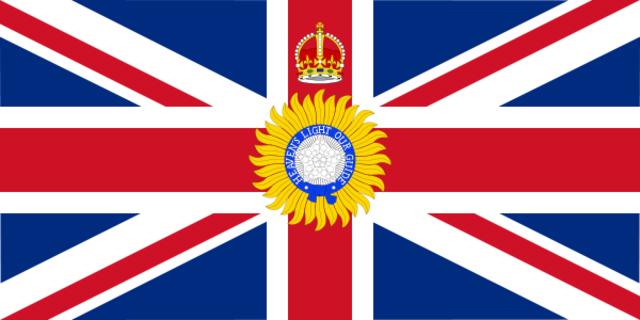 British Colonized India