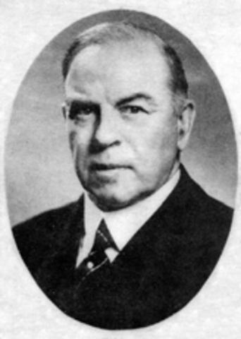 Prime Minister MacKenzie King