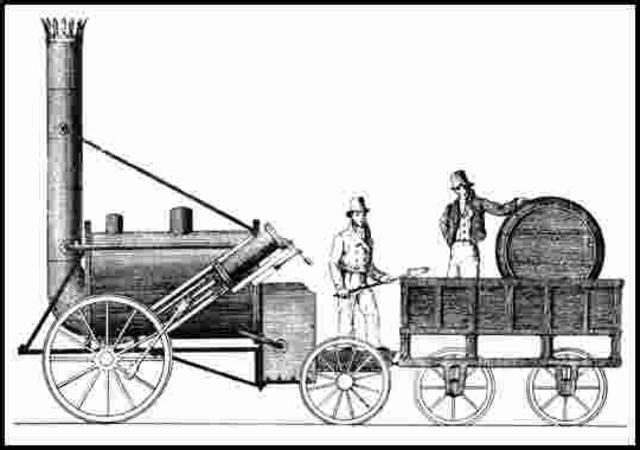 REVOLUCIÓN INDUSTRIAL: entre la segunda mitad del siglo XVIII y principios del XIX