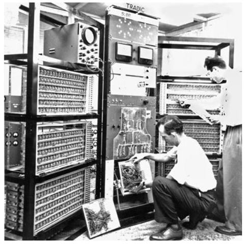 TRADIC (Transistorized Digital Computer)