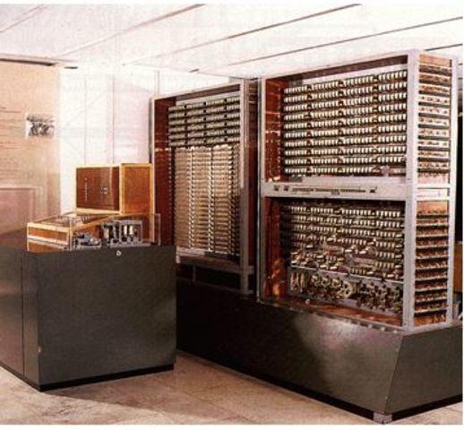 La Primera Computadora Funcional